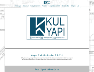 kulyapi.com.tr screenshot