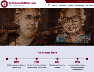 kumarans.org screenshot