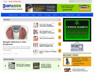 kumpulberita.web.id screenshot