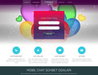 kumtanesi.net screenshot
