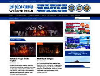 kuncikebaikan.com screenshot