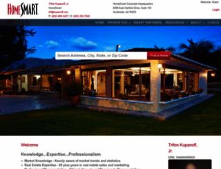 kupanoffrealestate.com screenshot