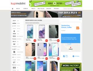 kupimobilni.com screenshot