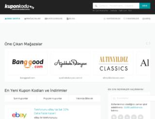 kuponkodubul.com screenshot