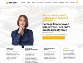 kursy-rachunkowosci.pl screenshot