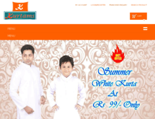 kurtams.com screenshot