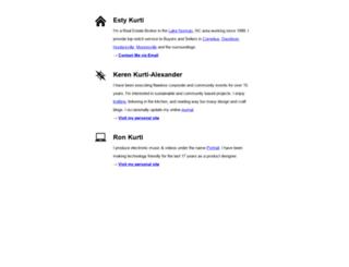 kurti.com screenshot
