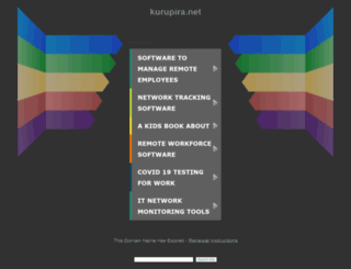 kurupira.net screenshot