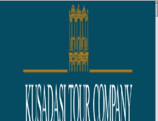 kusadasiexcursiontours.com screenshot