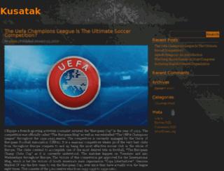 kusatak.org screenshot