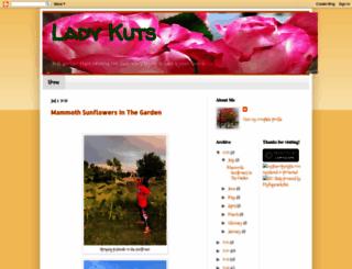 kutsownstyle.blogspot.com screenshot
