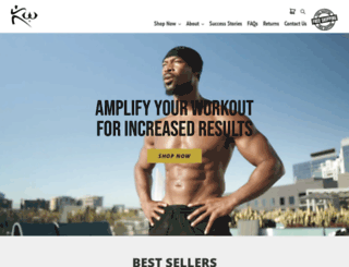 kuttingweight.com screenshot