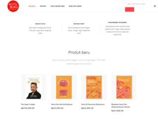 kutubuku.com screenshot