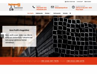 kutuprofil.net screenshot