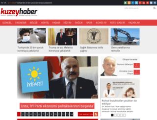 kuzeyhaber.com screenshot