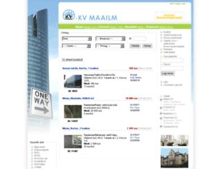 kvm.ee screenshot