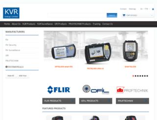 kvrel.com screenshot