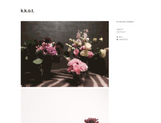 kw-kim.tumblr.com screenshot