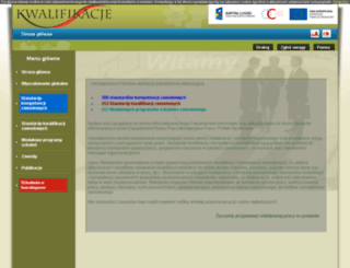 kwalifikacje.praca.gov.pl screenshot