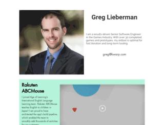 kwarp.com screenshot