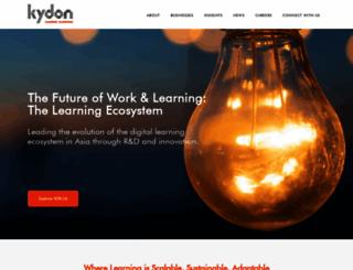 kydon.com.sg screenshot