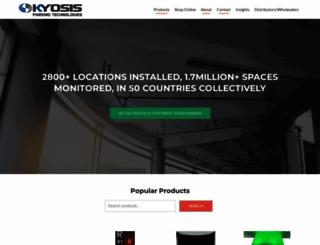 kyosis.com screenshot