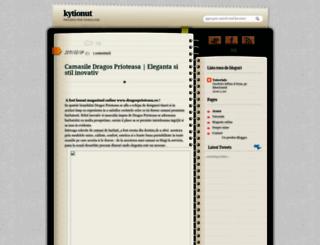 kyt-ionut.blogspot.com screenshot