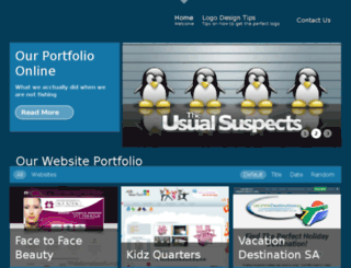 kznweb.co.za screenshot