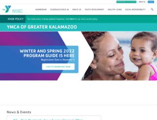 kzooymca.org screenshot
