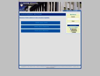 l6.justucuman.gov.ar screenshot