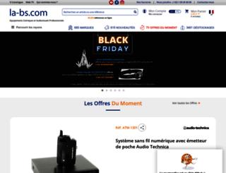 la-bs.com screenshot