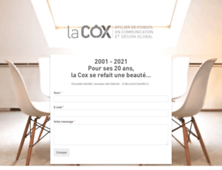 la-cox.com screenshot