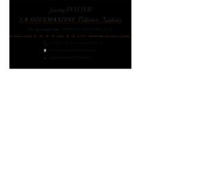 la-gourmandine-08.com screenshot