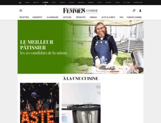 la-recette-de-cuisine.com screenshot