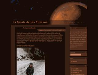 la-smala-de-los-pirineos.kouaa-blog.com screenshot