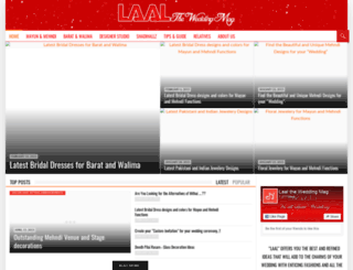 laal.com.pk screenshot
