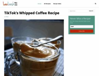 laaloosh.com screenshot