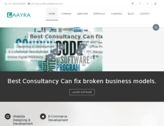 laayrasoftware.com screenshot
