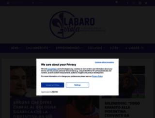 labaroviola.com screenshot