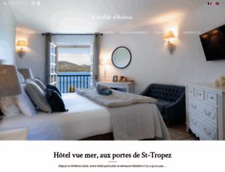 labastideantoine.com screenshot
