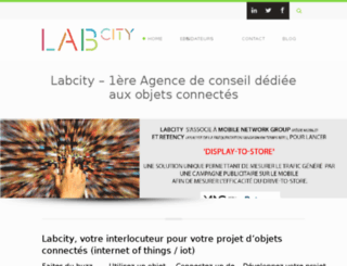 labcity.fr screenshot