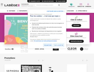 labege2.com screenshot