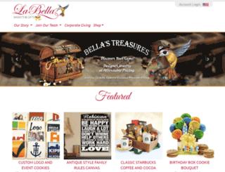 labellabasketscareers.com screenshot
