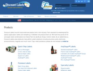 labelnet.com screenshot