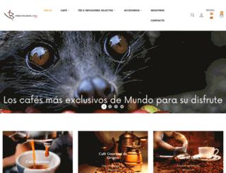 laboutiquedelcafe.com screenshot