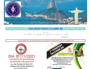 labre-rj.org.br screenshot