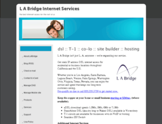 labridge.com screenshot