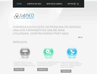 labseo.com.br screenshot