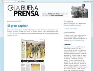 labuenaprensa.blogspot.com screenshot