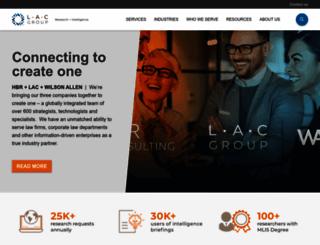 lac-group.com screenshot